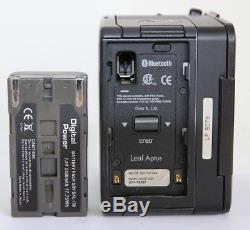 Leaf Aptus 22 Digital Back For Mamiya 645 645afd II Medium Format Camera As Is