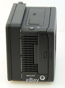 Leaf Aptus-II 6 Digital Medium format back for Mamiya 645AFD Cameras. 28MP