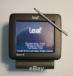 Leaf Aptus II-7 Digital Back