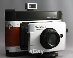 Lomography BelAir 6x12 Instant Film Back, Instax Wide, 6x6, 6x9,6x12 120 film