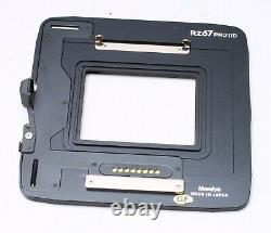 MAMIYA RZ67 PRO IID HX701 ADAPTER for 645 DIGITAL BACK, PHASE ONE