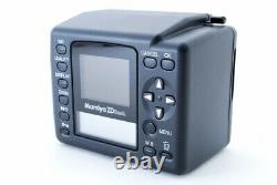 MAMIYA ZD Digital Back For RZ67 Pro IID withOriginal Soft Case Mint From Japan
