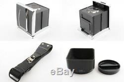 MINTHasselblad 503 CW Medium Format +CF 80mm F/2.8 Lens +A24 6x6 Film Back JP