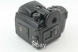 MINT /Box Pentax 645N Medium Format Camera Body 120 Film Back Strap From JAPAN