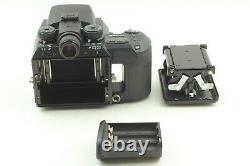 MINT+++ IN BOX Pentax 645NII Medium Format Camera Body + 120 Film Back Japan
