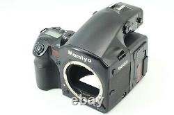 MINT Mamiya 645AFD II + Sekor AF 80mm f2.8 with ZD Digital Back From Japan #925