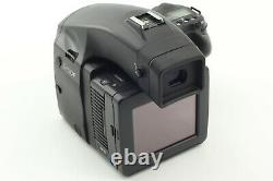 MINT Mamiya 645DF Digital sekor D 80mm F2.8 with DM22 back Battery From JAPAN