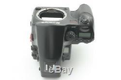 MINT Mamiya 645 AF Camera with 80mm f2.8 120 Film Back + Polaroid From Japan 423