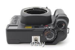 MINT+++ Mamiya 7 II Black Medium Format 80mm 65mm 2Lens NPC MF 22 Pola back