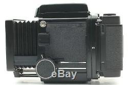 MINT Mamiya RB67 Pro SD + KL 127mm f3.5 + Motorized 6x7 Film Back Japan 650
