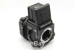 MINT Mamiya RB67 Pro SD K/L 127mm F3.5 6x8 Motorized Film Back From JAPAN #804
