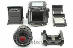 MINT Mamiya RB67 Pro S Camera Sekor C 65mm F4.5 Lens 120 Film Back From JAPAN