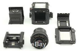 MINT Mamiya RZ67 Pro II Sekor Z 65mm f/4 Lens 120 Film Back JAPAN 0725