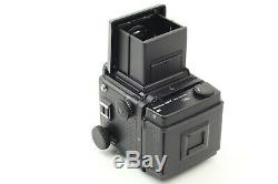 MINT Mamiya RZ67 Pro II + Sekor Z 90mm f3.5 W 120 Film Back from Japan 811