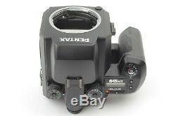 MINT Pentax 645 NII + SMC A 75mm f/2.8 + 120 Film back 6x4.5 From JAPAN #405