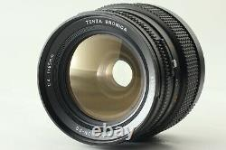 MINT Zenza Bronica GS-1 PG 65mm f/4 Lens 120 Film Back 6x4.5 From JAPAN 087