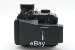 MINT in BOXMamiya M645 SUPER BodyAE Prism Finder120 F BackW Grip From Japan