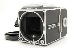MINT in BOX Hasselblad 500 C/M Camera + A12 Type II Film back From JAPAN #1069