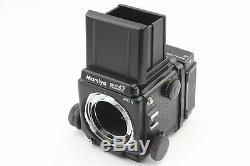 MINT in Box Mamiya RZ67 Pro II + 110mm F2.8 W + 120 & 220 Back Japan #2278