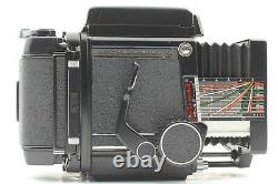 MINT with2 Lens & 2 Back Mamiya RB67 Pro S Camera Body Sekor C 127mm 140mm JAPAN