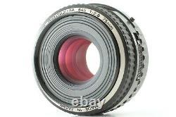 MINT with Hood Pentax 645N + SMC FA 75mm f/2.8 + 120 Back + Strap From JPN 1177