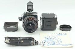 MINT with Hood strap Hasselblad 903 SWC Biogon 38mm F4.5 T A12 back Japan #800