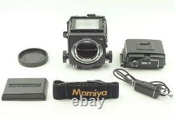 MINT with Strap Mamiya RB67 Pro SD Medium Format Body 120 Film Back From JAPAN