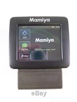 Mamiy Leaf DM22 Medium Format Digital Back for Mamiya or Phase One in EC