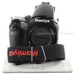 Mamiya 645AFD II Body Only for Digital Back Phase One ZD 22M Leaf 22MP 80MP 40MP
