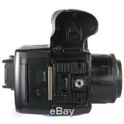 Mamiya 645AFD Medium Format with 80mm f2.8 120/220 HM402 Film Back SLR Camera