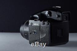 Mamiya 645AFD with Leaf Aptus 22 Digital Back, 120 Film Back, 80 2.8 AF Lens, Etc