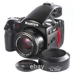 Mamiya 645AF with AF 80mm f2.8 and 120/220 HM401 Film Back