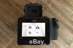Mamiya 645DF+ Leaf Credo 40MP Med Format Digital Back Camera ($15k new) $7495