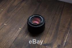 Mamiya 645 AFD II Medium Format SLR Film Camera with 80mm 2.8 AF lens and 120 back