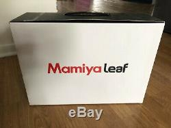 Mamiya 645 AFD + Leaf Aptus 40mp digital back + lenses