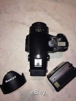 Mamiya 645 AFD Medium Format Camera withAF 80mm, 1-120/220 film Back