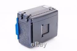 Mamiya 645 AFD Medium Format Camera with 80mm F2.8 AF Lens & 120/220 Back Mint