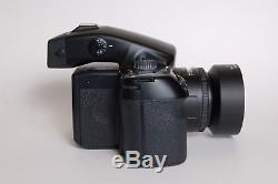 Mamiya 645 AFD Medium Format Film Camera, 80mm 2.8 lens, 2 backs 120/220