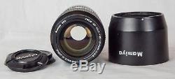 Mamiya 645 AFD Package Body, 3 Film Backs, 5 Lenses, 100 rolls of film