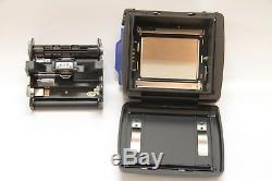 Mamiya 645 AF-D with 80mm f/2.8 AF lens & 120 Film Back