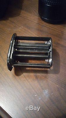 Mamiya 645 AF Medium Format Camera with120 & Polaroid Back & 105-210mm Lens