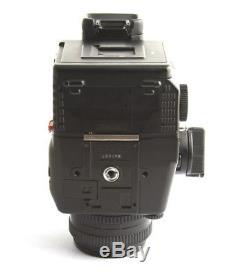 Mamiya 645 PRO 80mm F2.8 120mm film back KIT