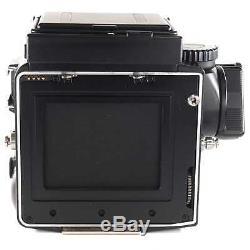 Mamiya 645 PRO TL with Sekor C 80mm f2.8 120 Film Back Waist Level Finder Crank