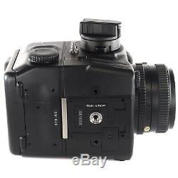 Mamiya 645 PRO TL with Sekor C 80mm f2.8 N + 120 Film Back + Prism Finder FP401