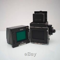 Mamiya 645 ProTL + Sinar Emotion 22 Medium Format digital back RARE