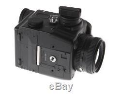 Mamiya 645 Pro Camera Outfit 80mm Lens 120 Back Metered Prism EX