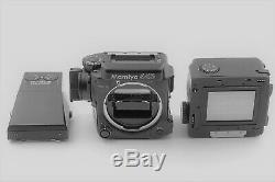 Mamiya 645 Pro TL Body with AE Prism finder & 220 film back