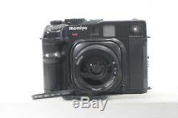 Mamiya 6 with G 50mm F4L Lens Modify For Hasselblad Digital Back