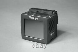 Mamiya DM33 (Leaf Aptus/Aptus-II) Digital Back with Accessories