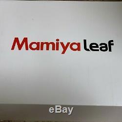 Mamiya Leaf Credo 40 Digital Back 645 DF+ Body withSchneider 80mm F2.8 (Kit)